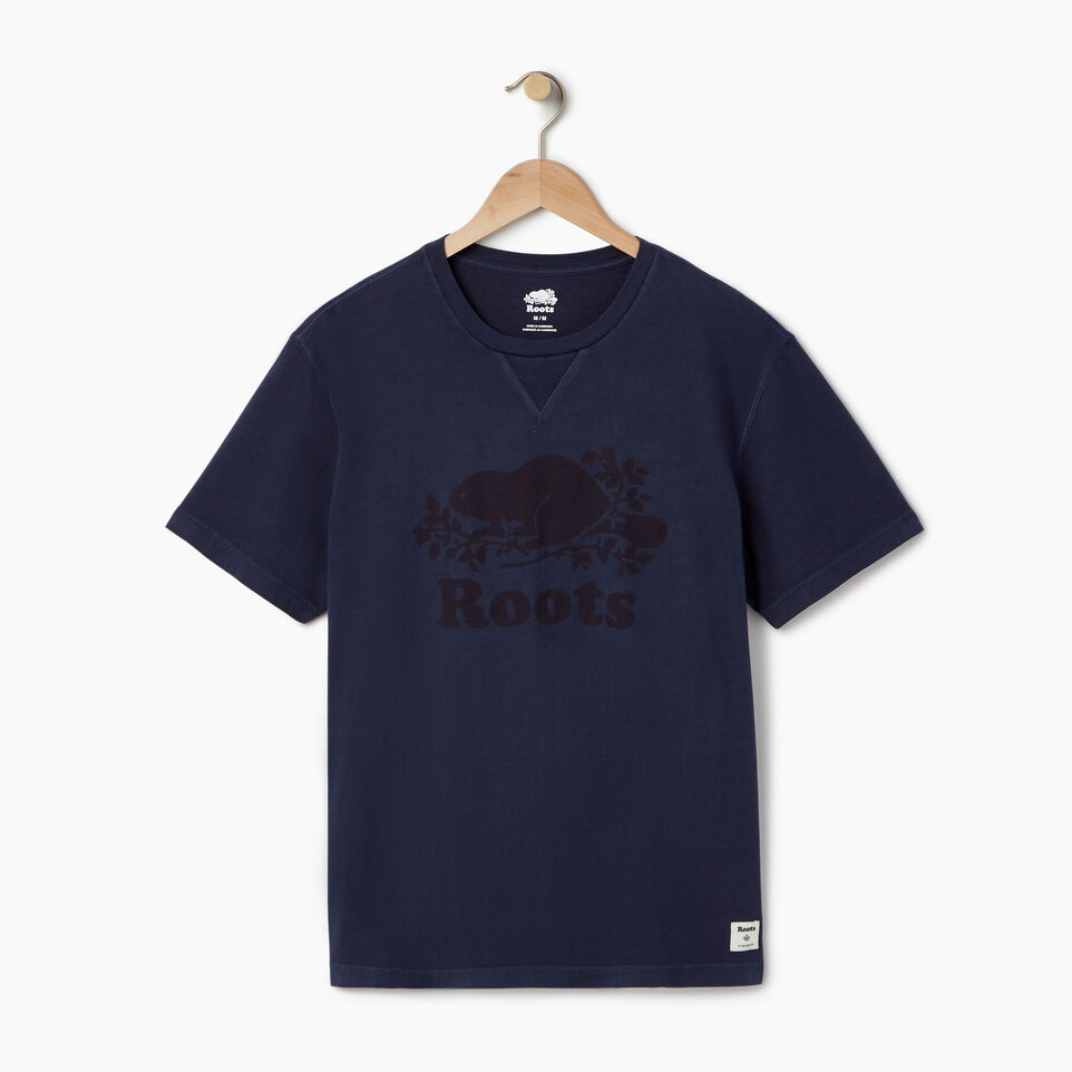Roots-Men Our Favourite New Arrivals-Mens Sun-oka Cooper T-shirt-undefined-A