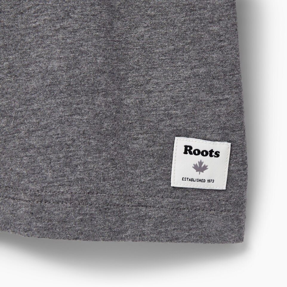 Roots-undefined-Mens Roots Arch Longsleeve T-shirt-undefined-C