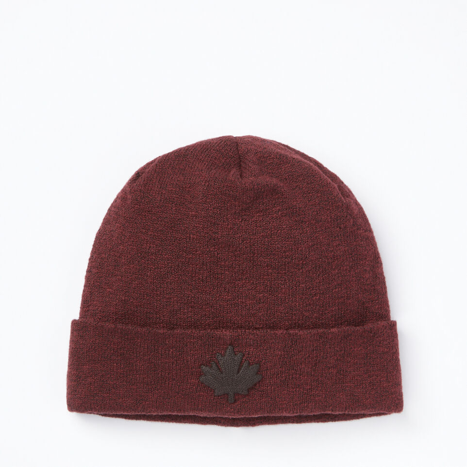 Roots-Snowy Fox Toque