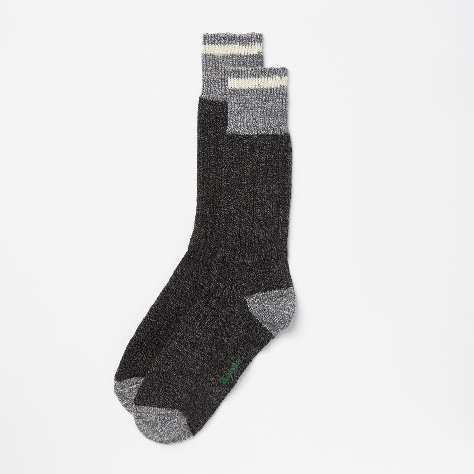 Roots-undefined-Chaussettes Cabane Hommes Pqt3-undefined-A