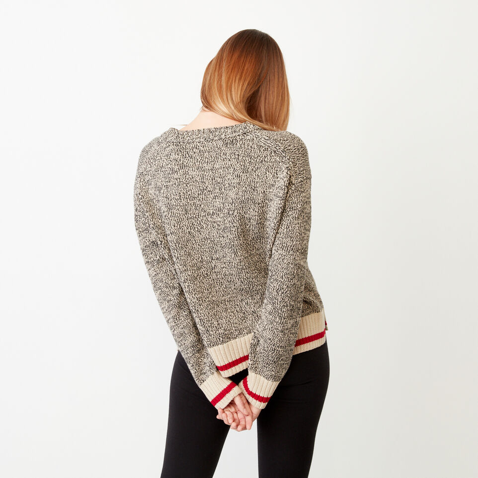 Roots-undefined-Roots Cotton Cabin Crew Sweater-undefined-D