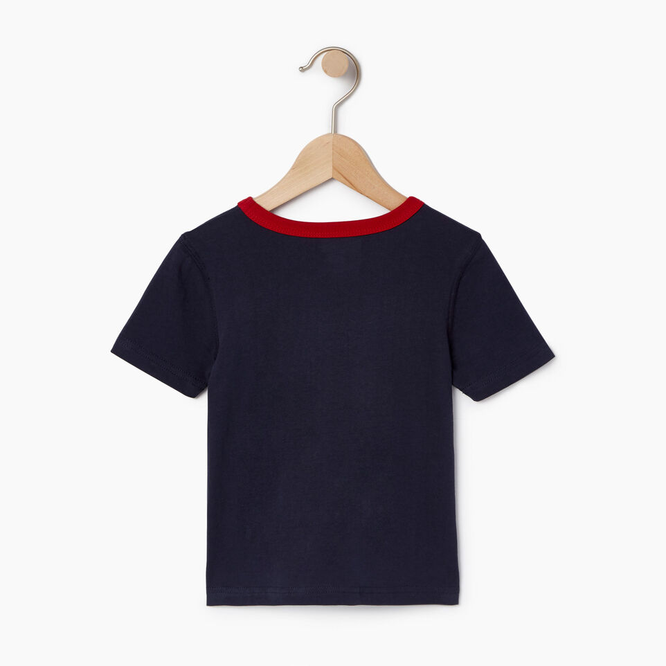 Roots-Kids Our Favourite New Arrivals-Toddler Cooper Canada Ringer T-shirt-Navy Blazer-B