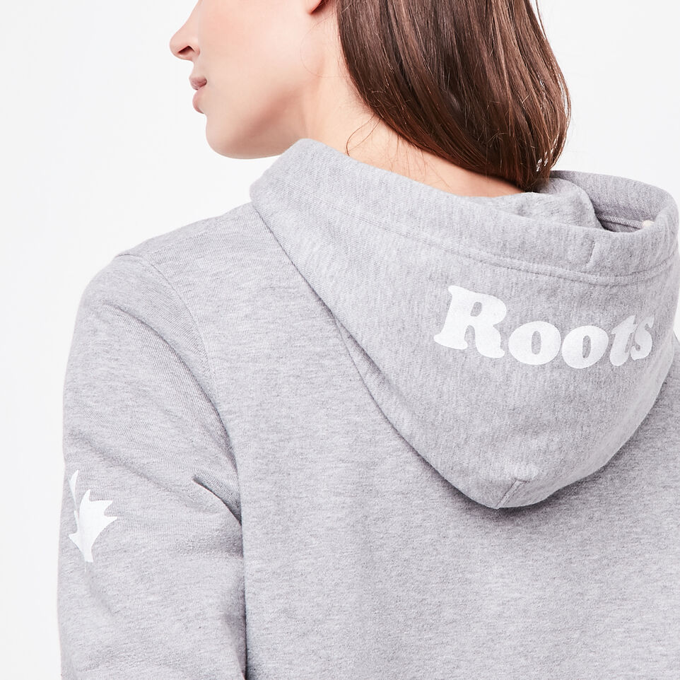Roots-undefined-Busted Cooper Cropped Hoody-undefined-E