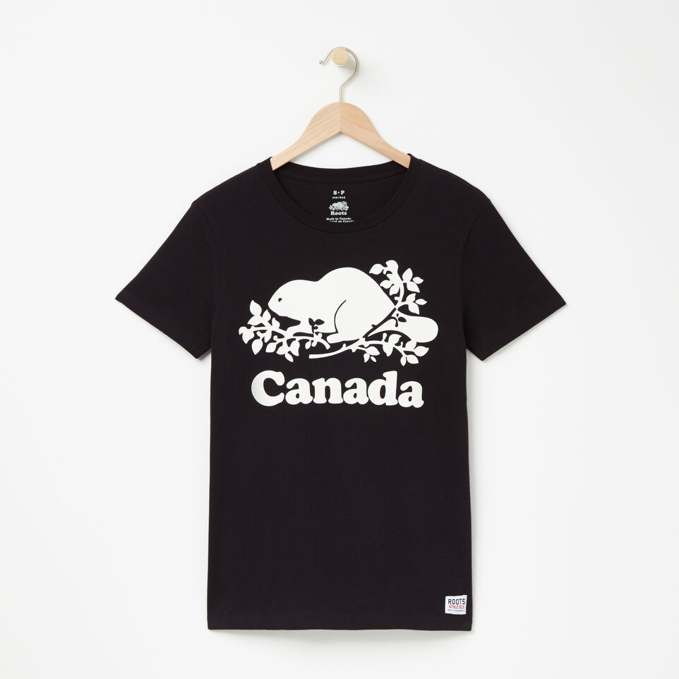 Roots-undefined-T-shirt Mc Cooper Canada-undefined-A