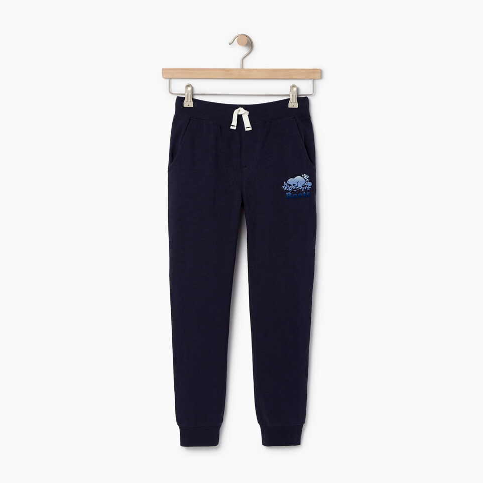 Roots-undefined-Boys Gradient Cooper Beaver Pant-undefined-A