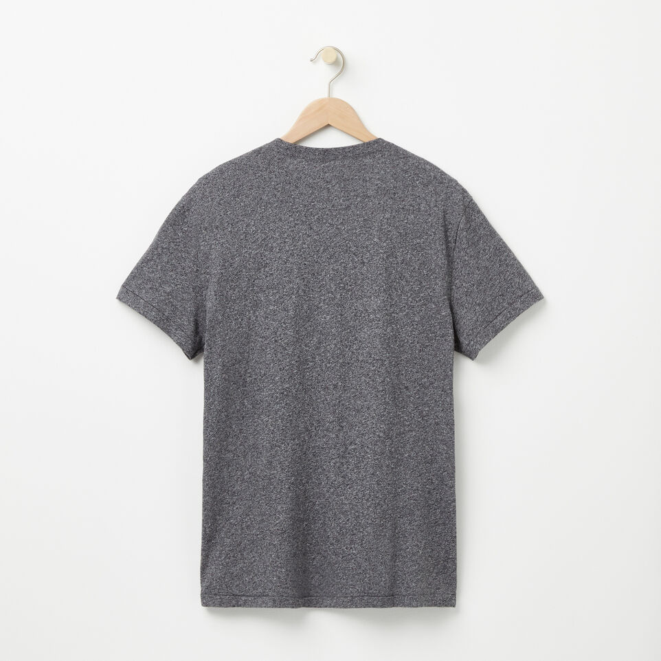 Roots-undefined-Flag Pocket T-shirt-undefined-B