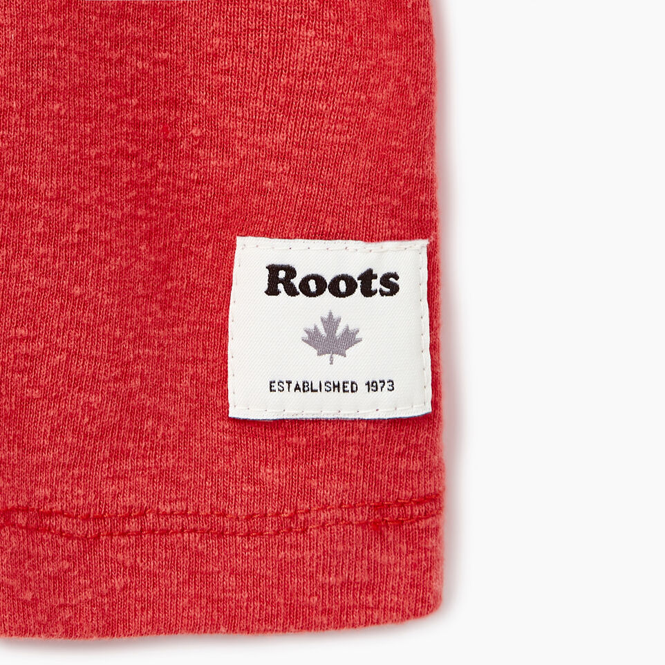 Roots-New For July Daily Offer-Womens Kelowna T-shirt-Chrysanthemum-C