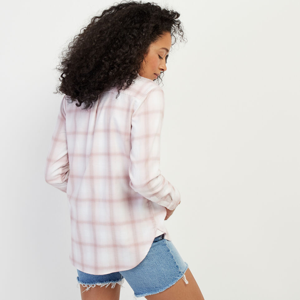 Roots-undefined-Journey Flannel Shirt-undefined-D