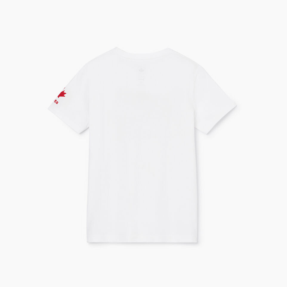 Roots-New For July Canada Collection By Roots™-Womens Cooper Canada T-shirt-Crisp White-B