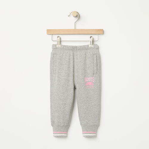 Roots-Sale Baby-Baby RBC Slim Sweatpant-Grey Mix-A