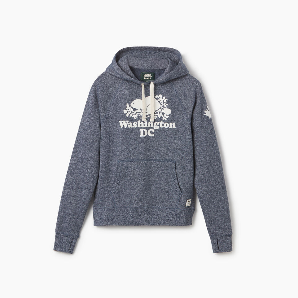 Roots-undefined-Washington DC Kanga Hoody - Womens-undefined-A