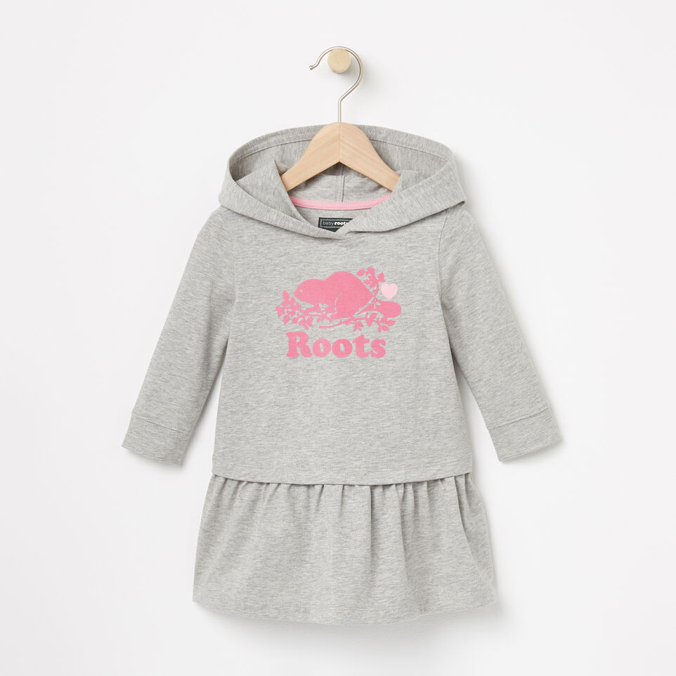 Roots-Baby Morgan Hooded Dress