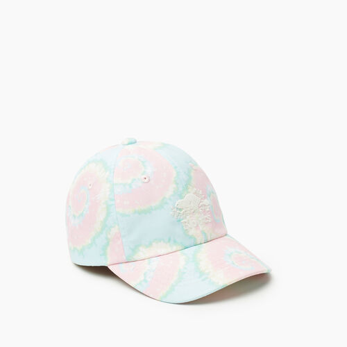 Roots-Kids Accessories-Toddler Tie Dye Baseball Cap-Multi-A
