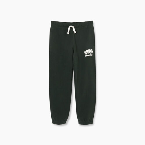 Roots-Gifts Gifts For Kids-Boys Original Sweatpant-Park Green-A