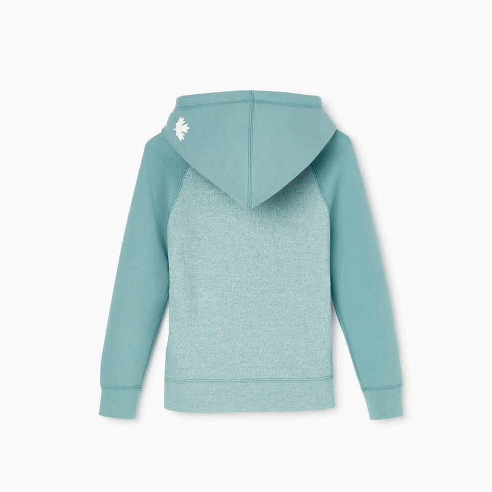Roots-undefined-Girls Original Kanga Hoody-undefined-C