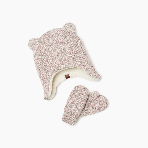 Roots-Kids Our Favourite New Arrivals-Toddler Snowy Fox Gift Set-Cherries Jubilee-A