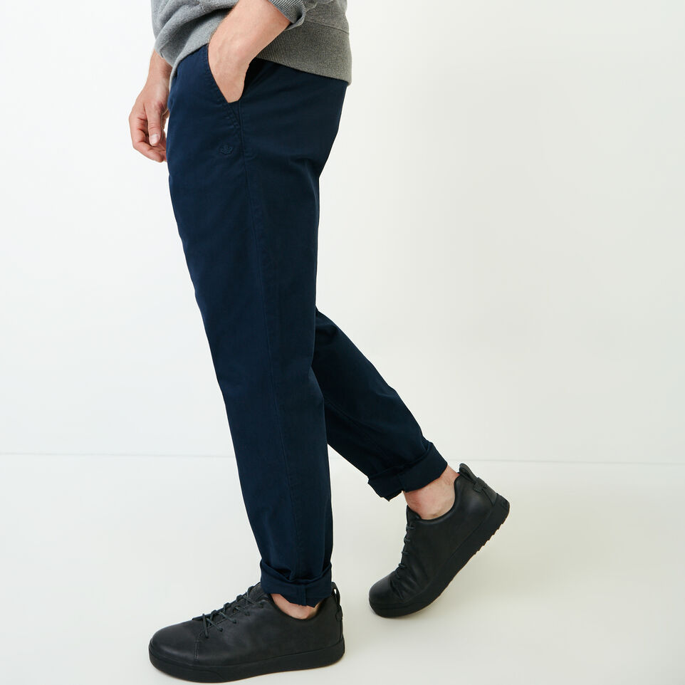 Roots-Men Our Favourite New Arrivals-Essential Pant-Navy Blazer-C