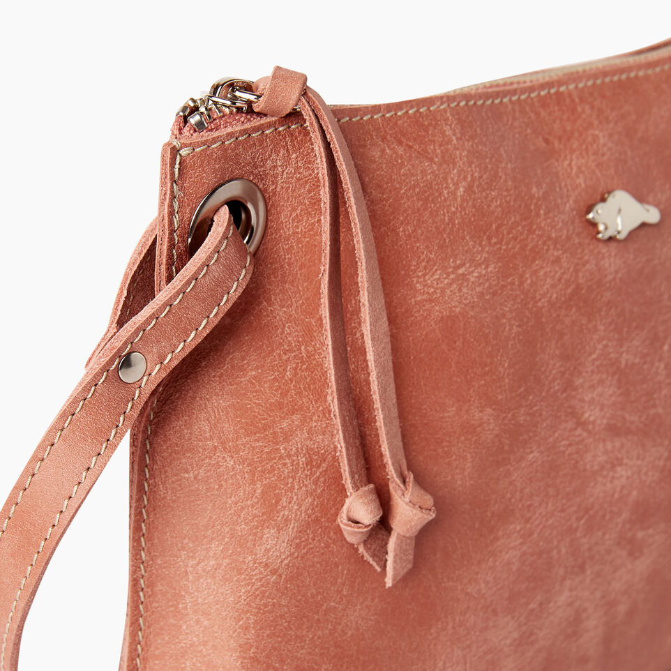 Roots-Leather  Handcrafted By Us Categories-Edie Bag-Canyon Rose-E