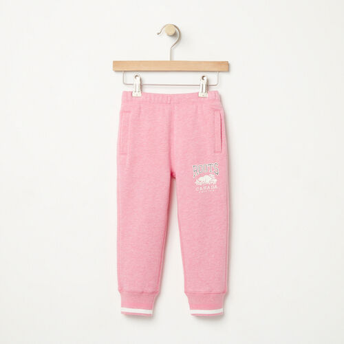 Roots-Sale Toddler-Toddler RBC Slim Sweatpant-Sea Pink Mix-A