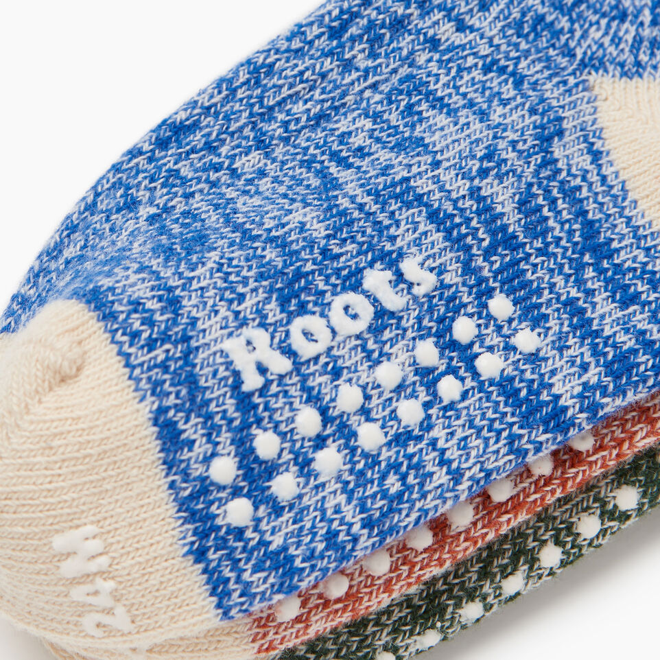Roots-Kids Our Favourite New Arrivals-Toddler Cabin Sock 3 pack-Multi-D