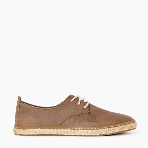Roots-Footwear Categories-Womens Berwick Espadrille-Fawn-A