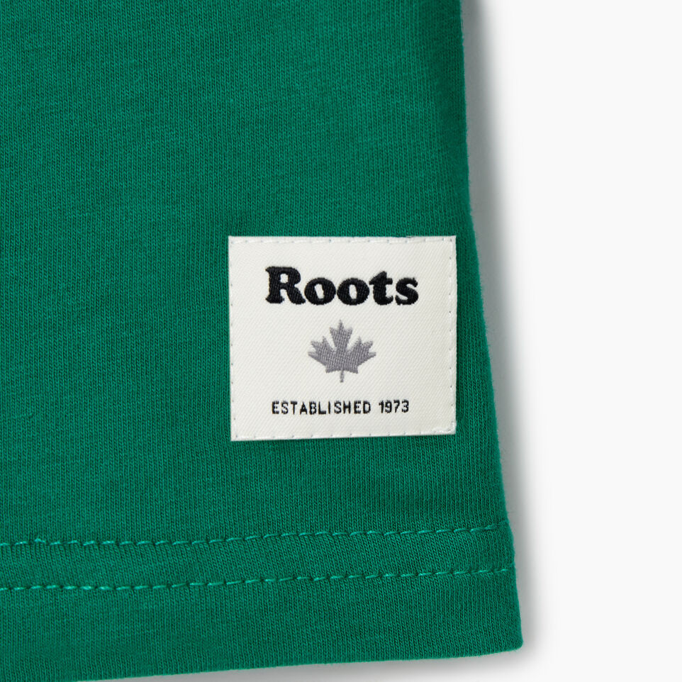 Roots-undefined-T-shirt Hockey pour garçons-undefined-E