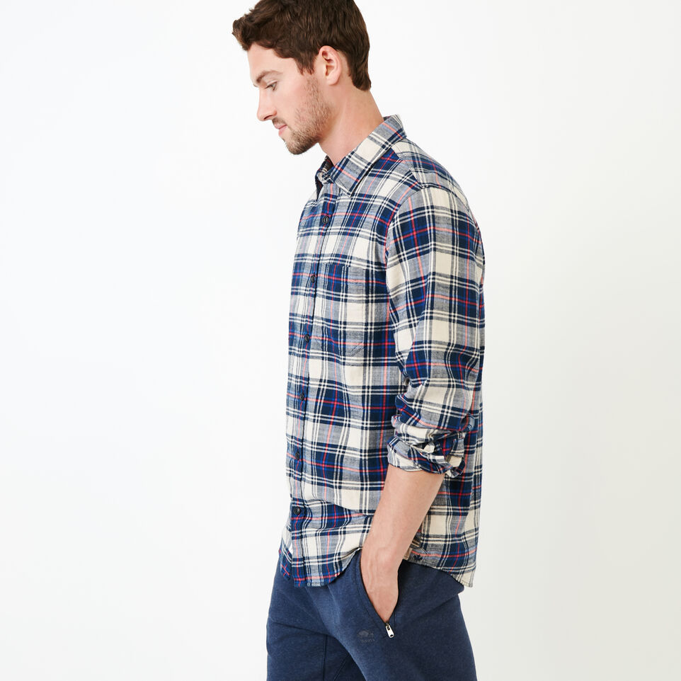 Roots-undefined-Bromont Plaid Shirt-undefined-C