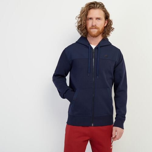 Roots-Men Our Favourite New Arrivals-Journey Zip Hoody-Navy Blazer-A