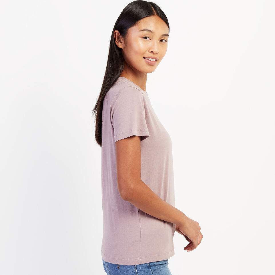 Roots-undefined-Womens Micro Cooper T-shirt-undefined-C