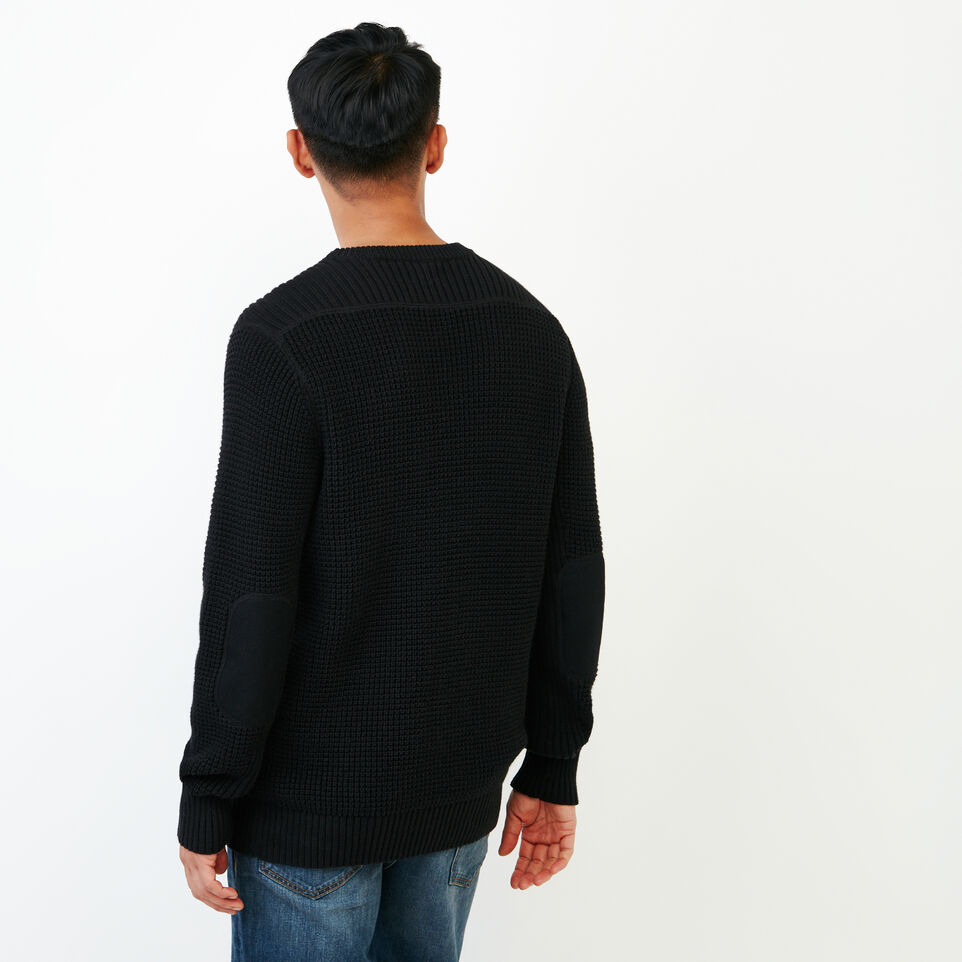 Roots-undefined-Vault Waffle Sweater-undefined-D