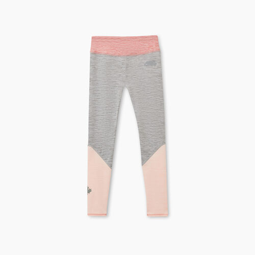 Roots-Kids Bestsellers-Girls Lola Active Legging-Grey Mix-A