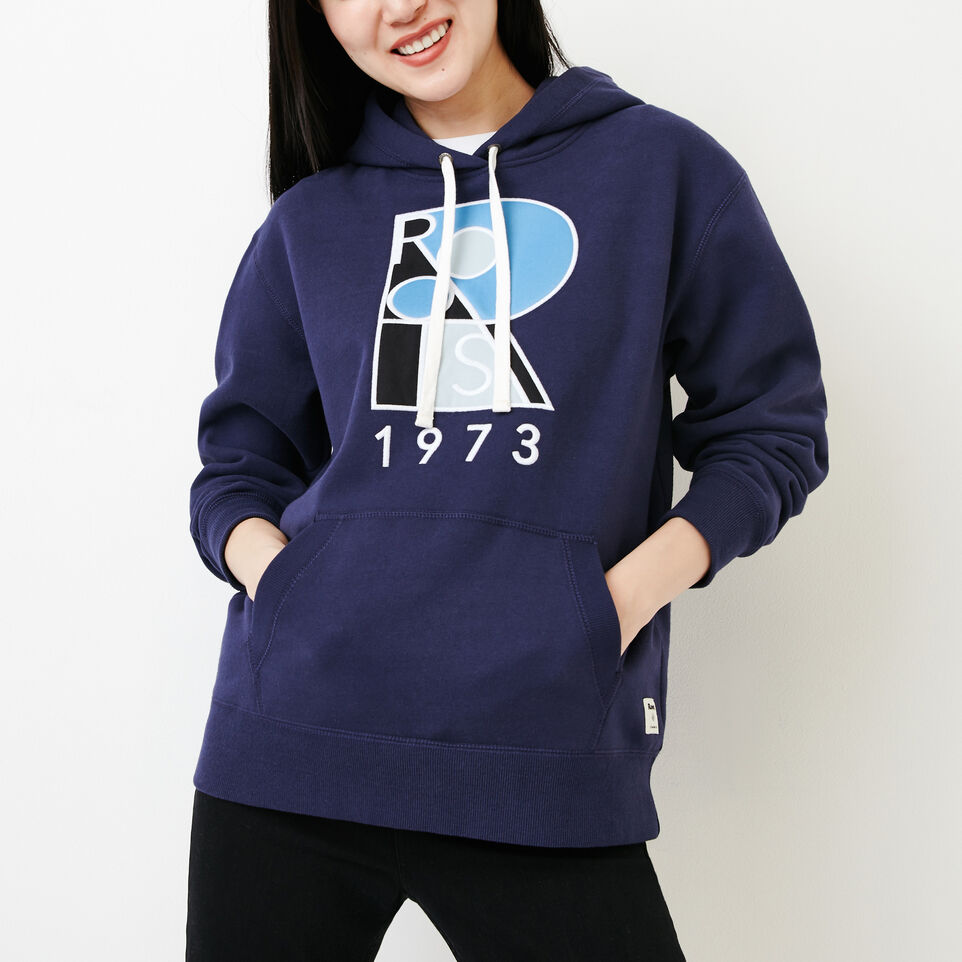 Roots-Women Our Favourite New Arrivals-United Hoody-Eclipse-A