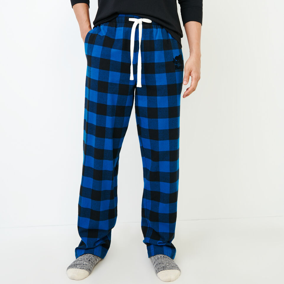 Roots-Men New Arrivals-Inglenook Lounge Pant-Olympus Blue-A