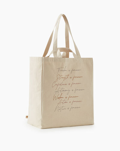 Roots-Women New Arrivals-Womens Day Tote-Natural-A