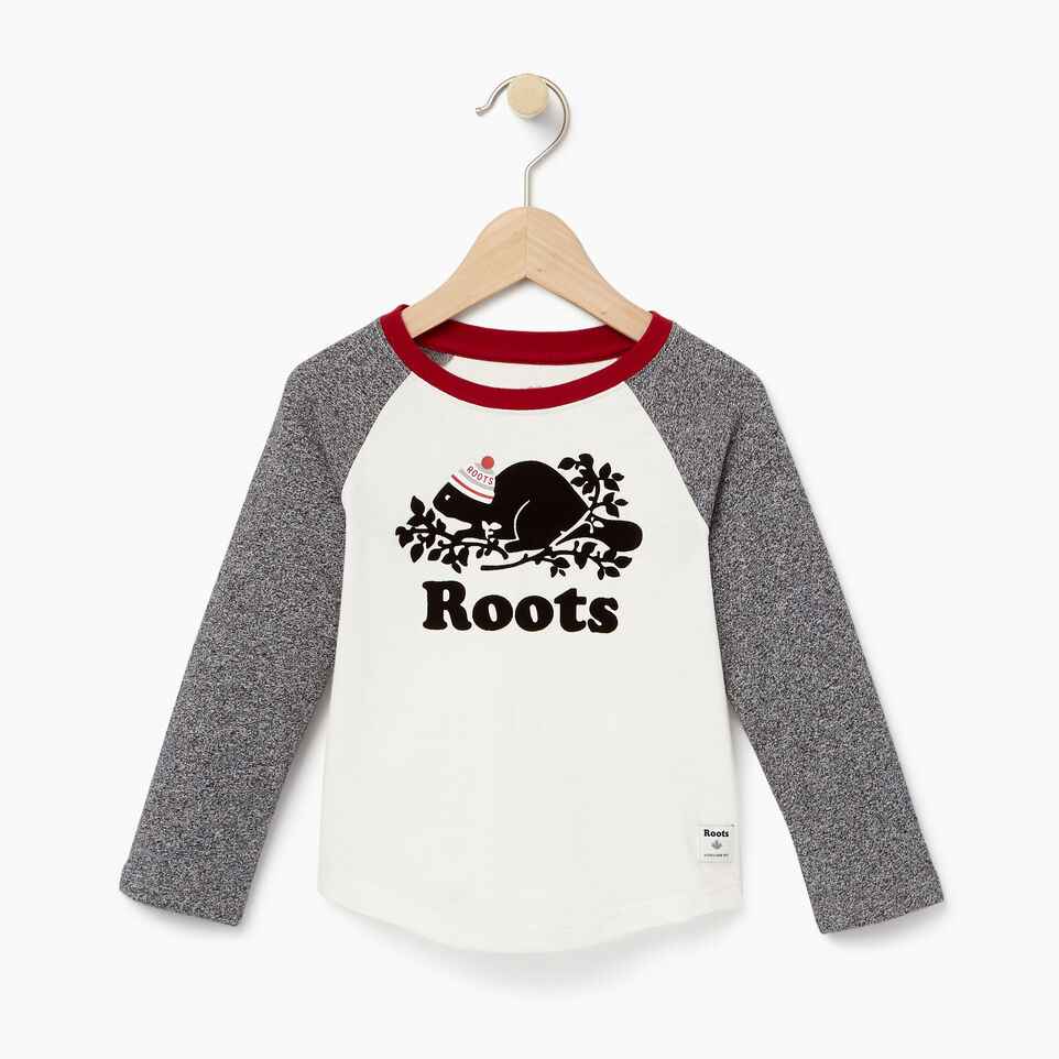 Roots-undefined-Toddler Buddy Raglan T-shirt-undefined-A