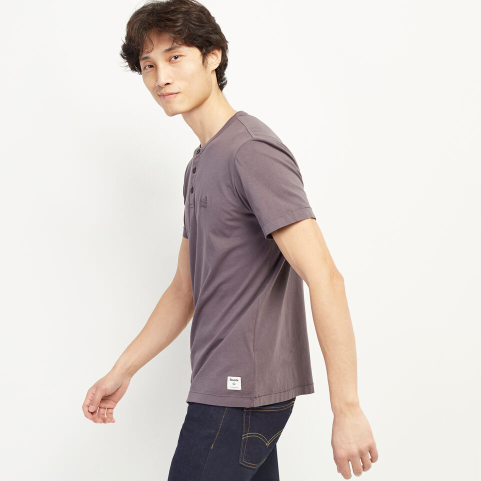Roots-undefined-Essential Henley-undefined-C