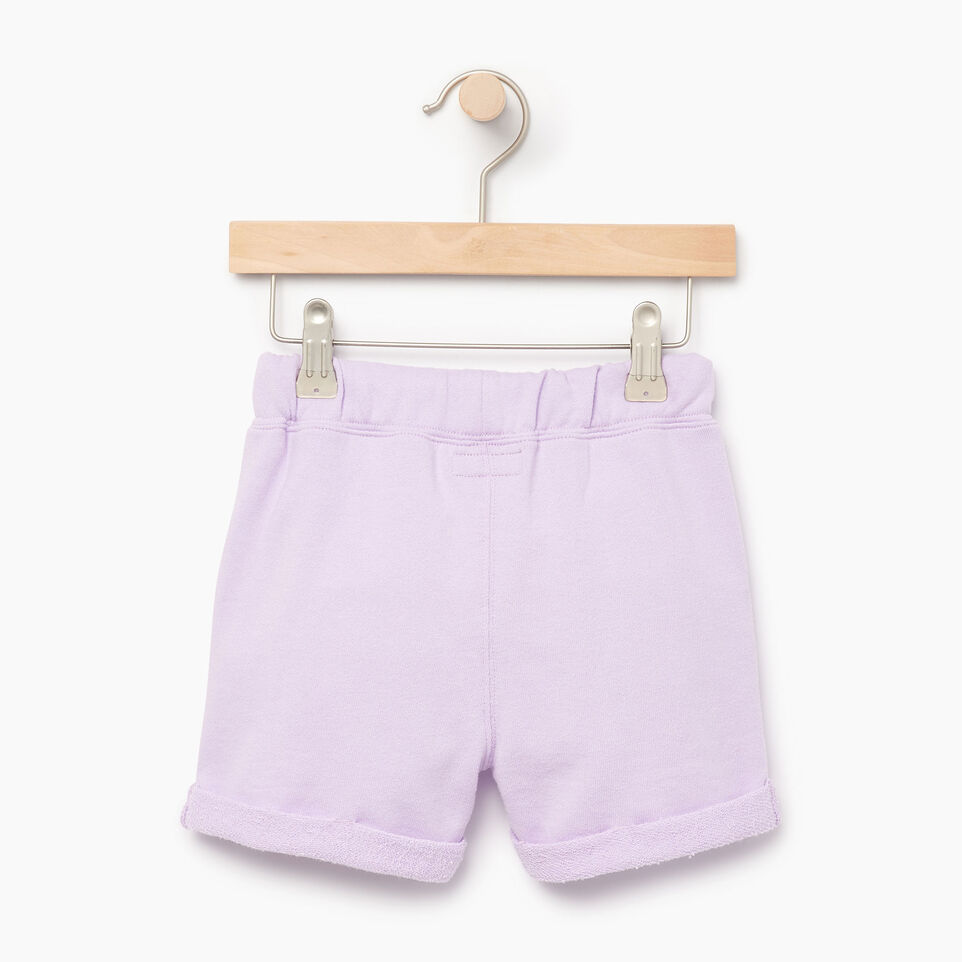 Roots-Kids Our Favourite New Arrivals-Toddler Roots Beach Short-Lavendula-B