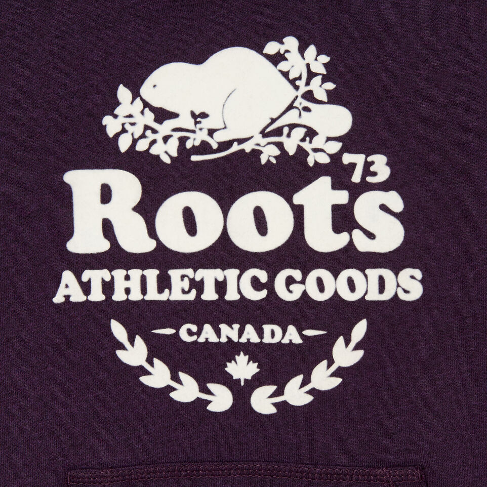 Roots-Kids Our Favourite New Arrivals-Girls Laurel Hoody-Blackberry Mix-D