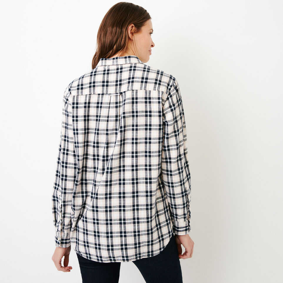 Roots-Women Our Favourite New Arrivals-All Seasons Relaxed Shirt-Pink Cloud-E