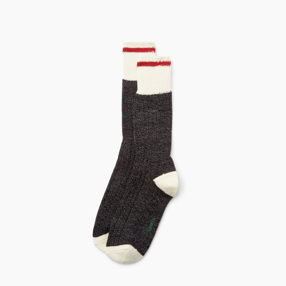 Roots-Cabin Sock 2 Pack