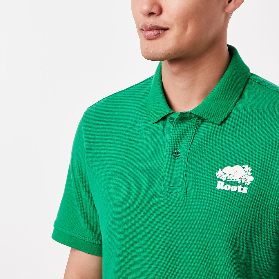 Roots-undefined-Don River Pique Polo-undefined-C