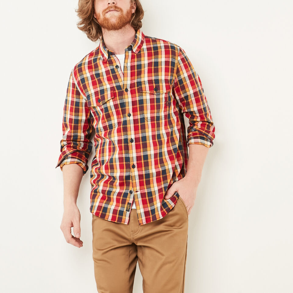 Roots-undefined-Riverside Plaid Shirt-undefined-A