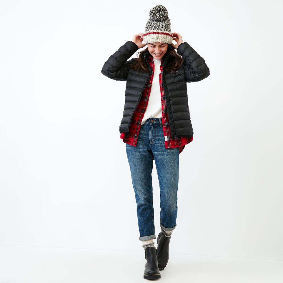 Roots-undefined-Roots Slim Packable Jacket-undefined-B