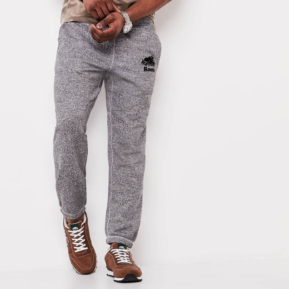 Roots-Salt and Pepper Original Sweatpant - Short