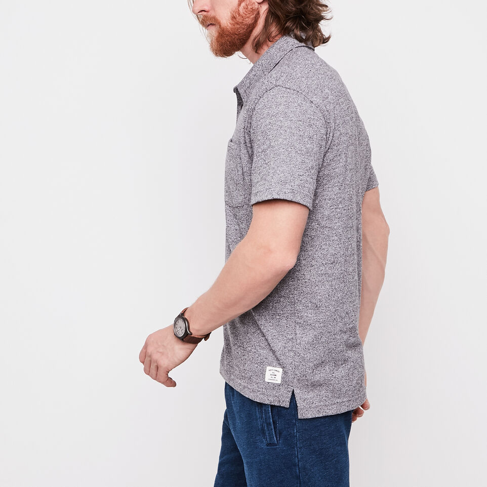 Roots-undefined-Pepper Jersey Polo-undefined-B