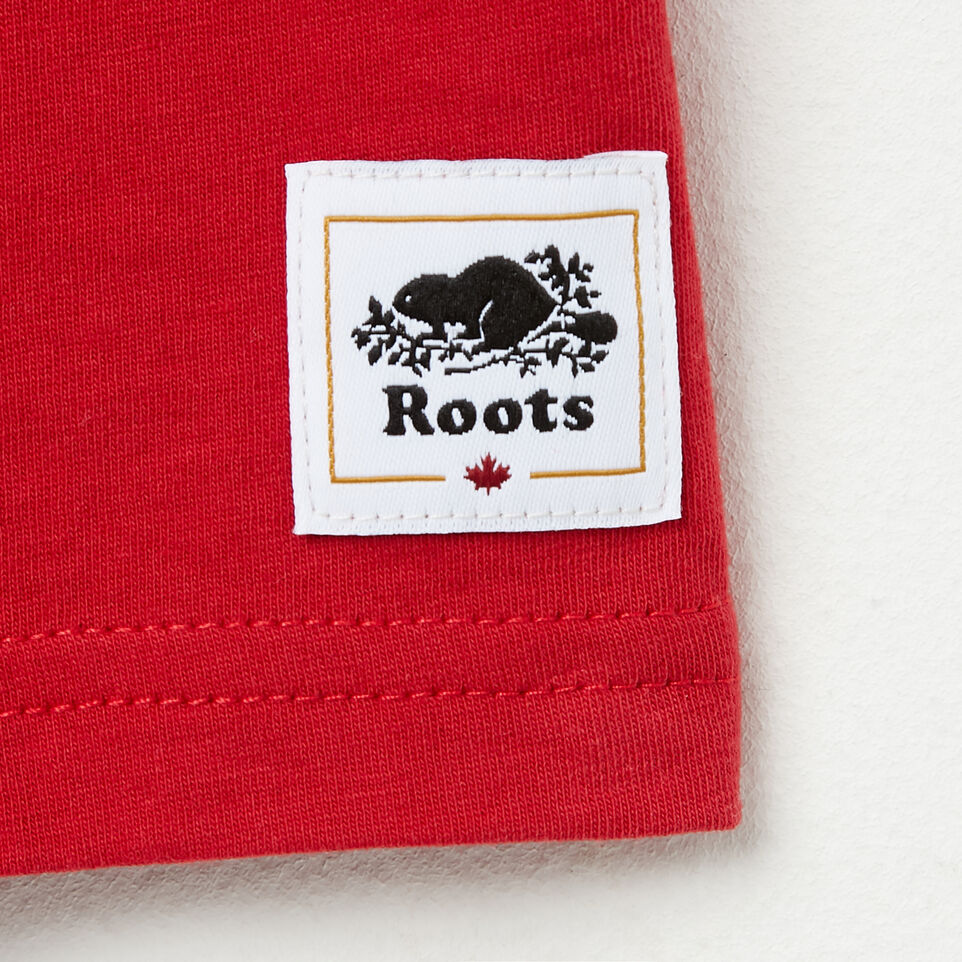 Roots-undefined-Baby Blazon T-shirt-undefined-C