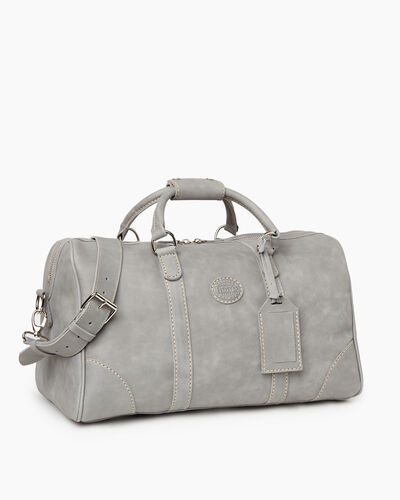Roots-Leather New Arrivals-Small Banff Bag Tribe-Quartz-A