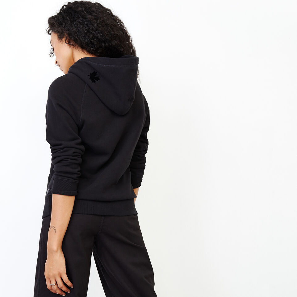 Roots-Women Our Favourite New Arrivals-Original Kanga Hoody-Black-D