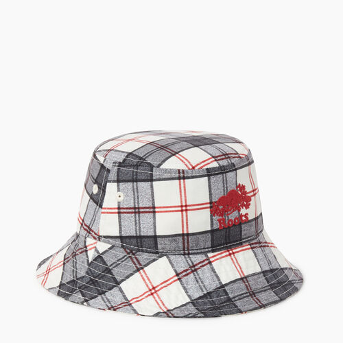 Roots-Kids Accessories-Toddler Smoke Lake Bucket Hat-Birch White-A