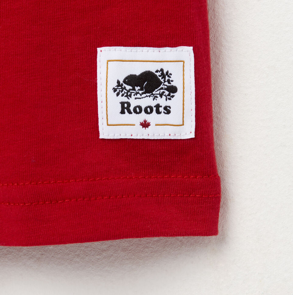 Roots-undefined-Toddler Canada Colourblock T-Shirt-undefined-C